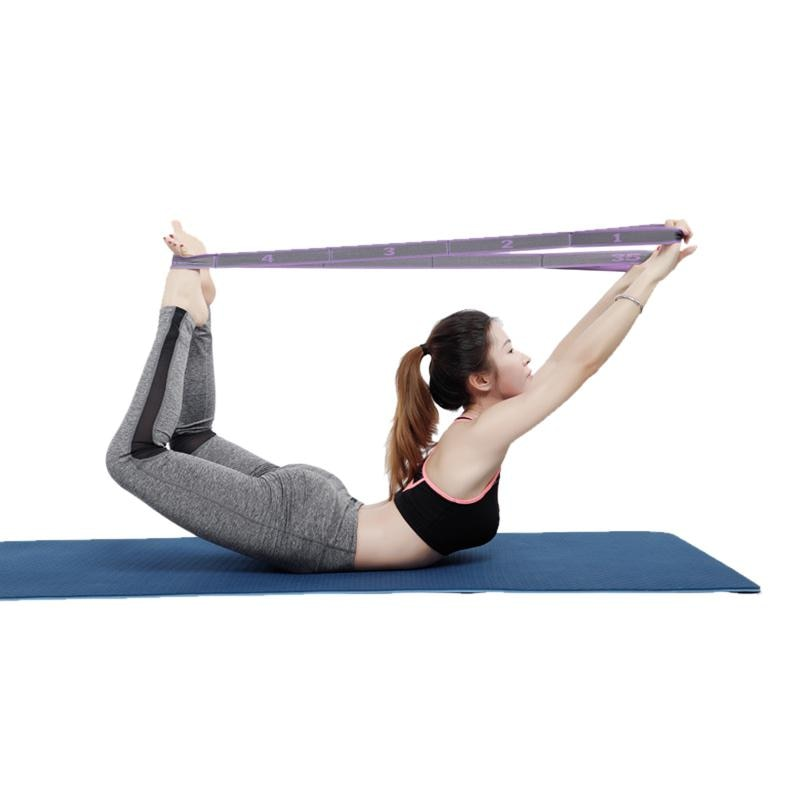Stretching Exercise Resistance Bands