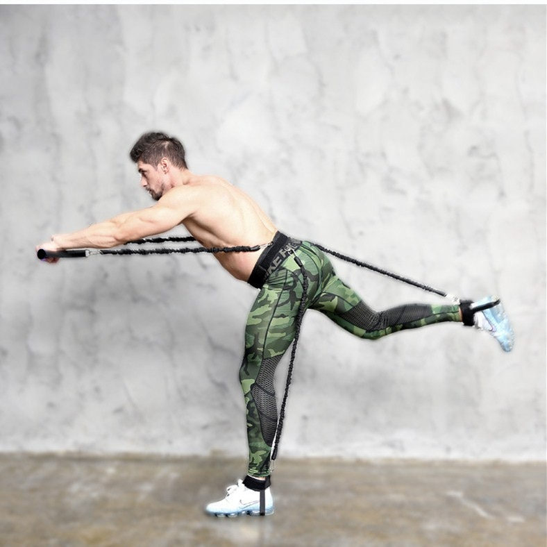 Resistance Bands for Leg and Arm Exercises