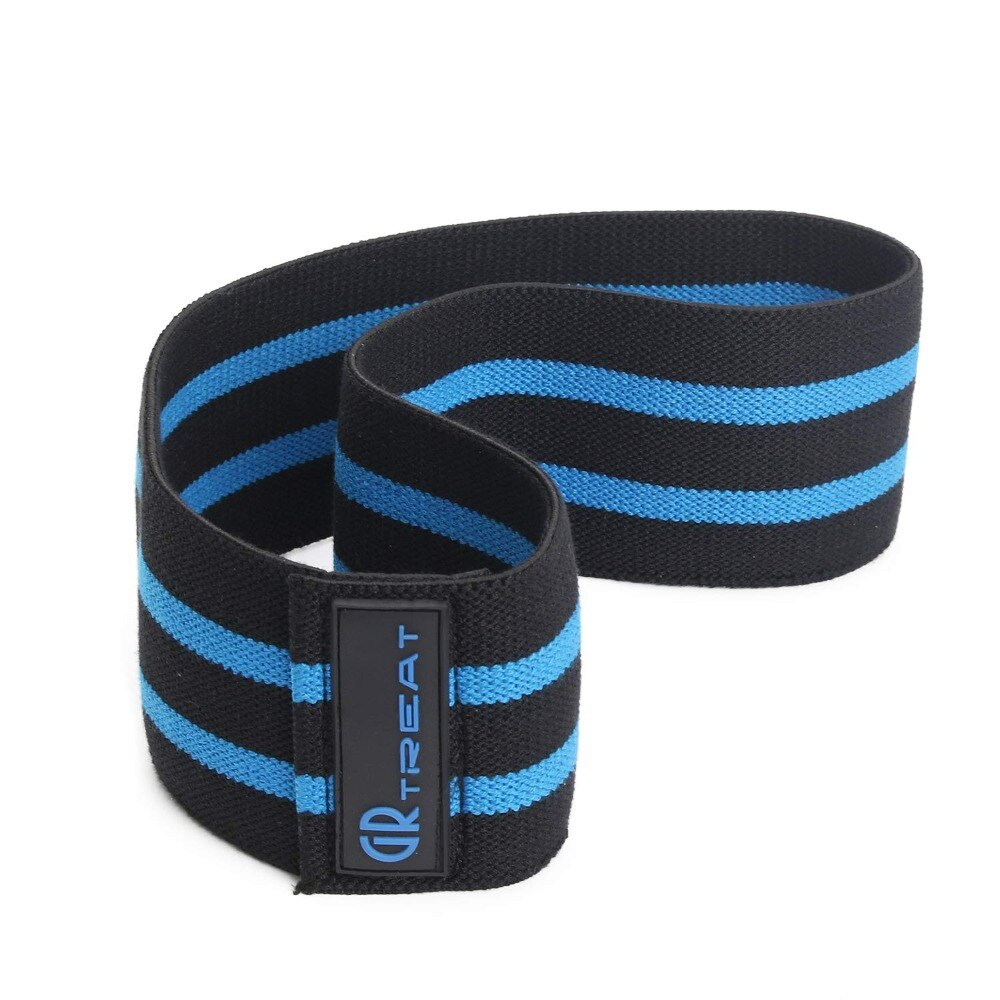 Elastic Striped Gym Exercise Bands