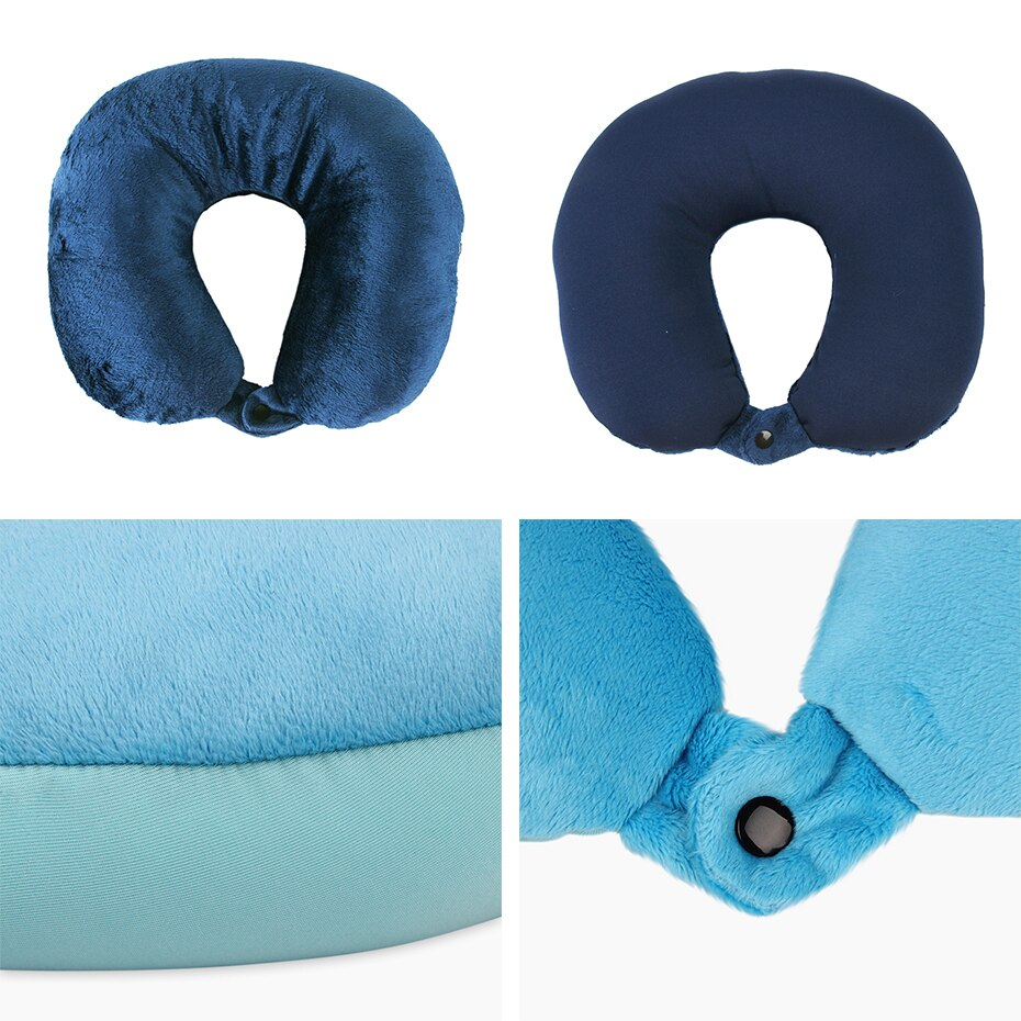 U-Shaped Travel Pillows