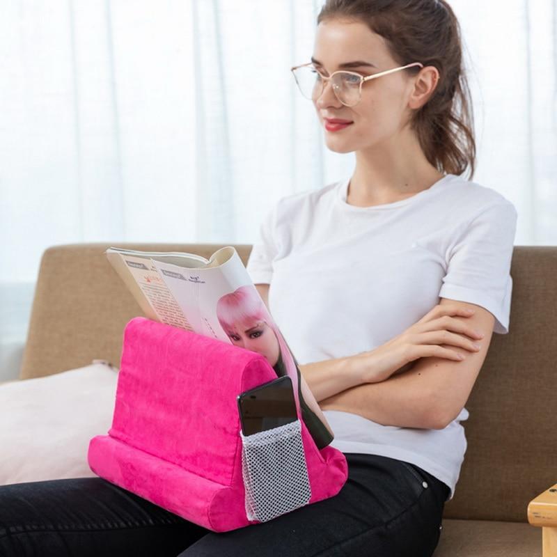 Foam Tablet Stand Pillows