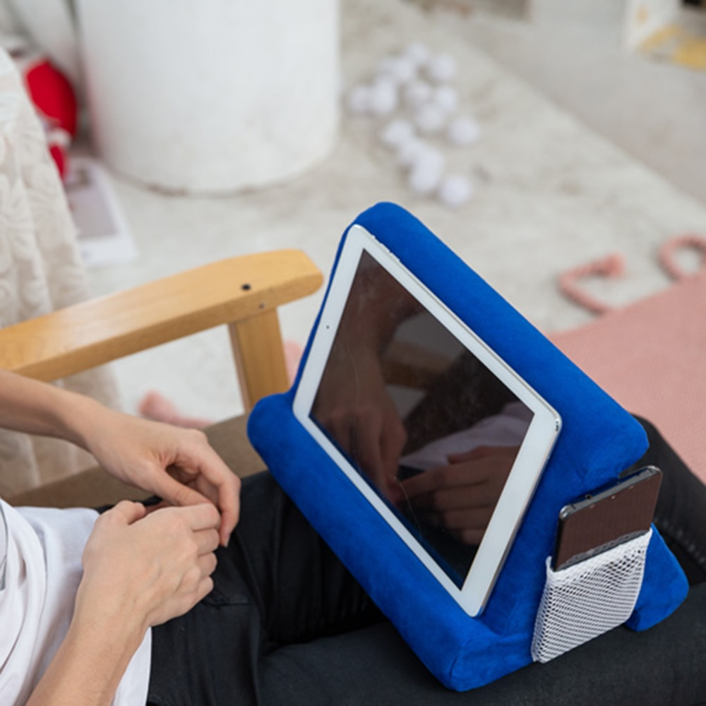 Foam Tablet Stand Pillows