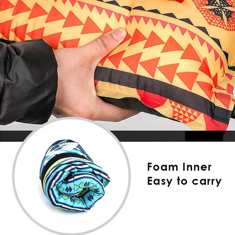 Portable Automatic Inflatable Pillows