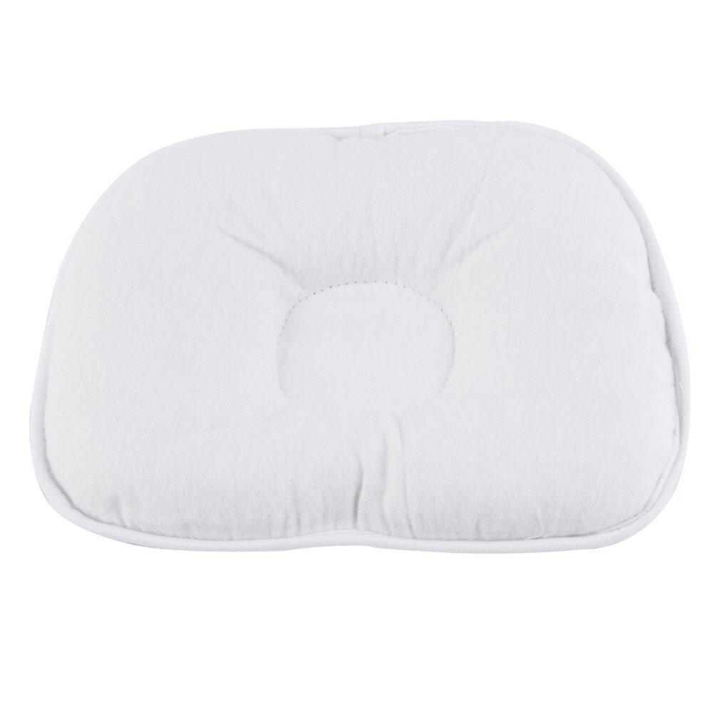 Baby Oval Shaped Bear Pattern Pillows