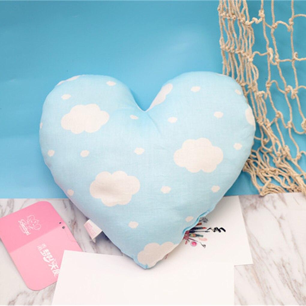 Kids Cute Heart Shaped Pillows