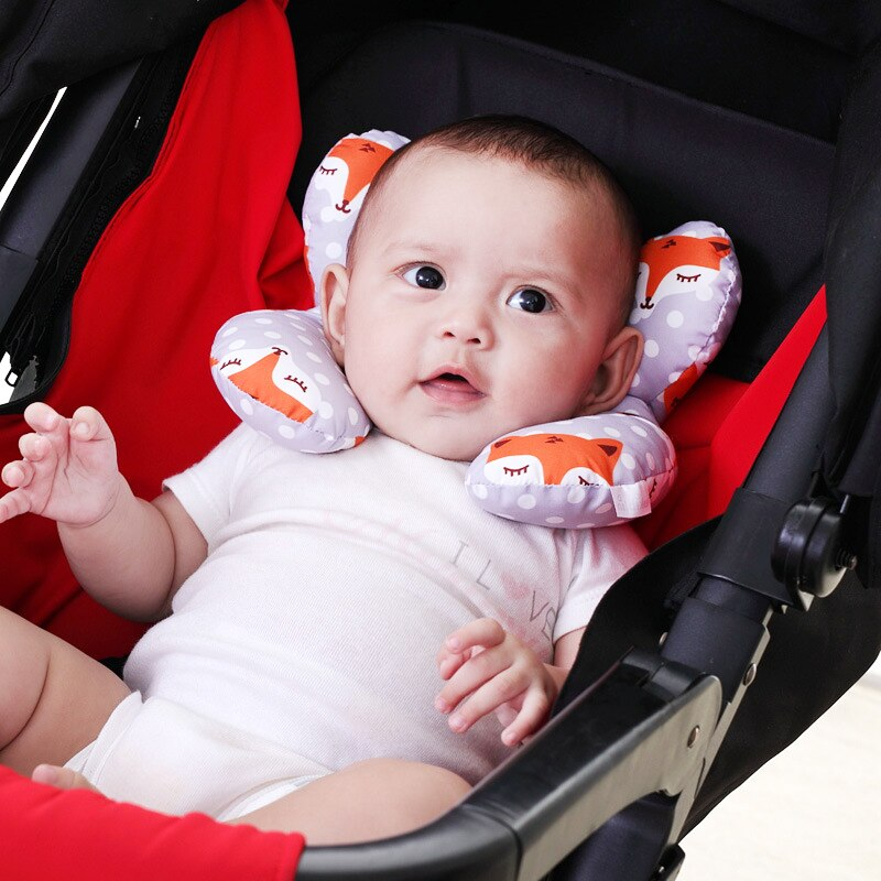 Baby Head Support Pillows for Car