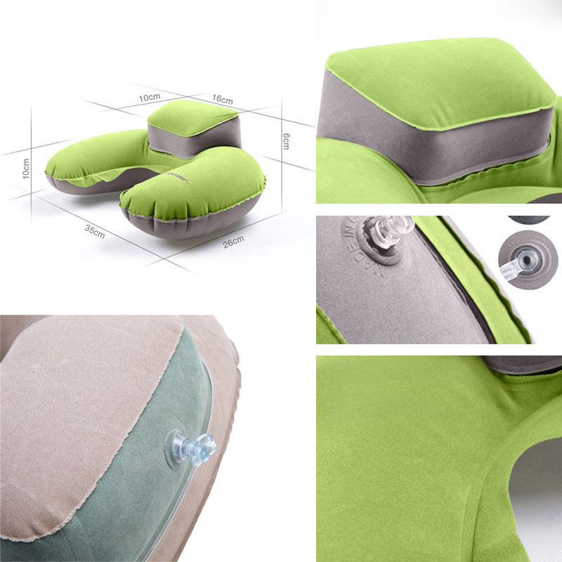 U-Shaped Neck Support Pillows