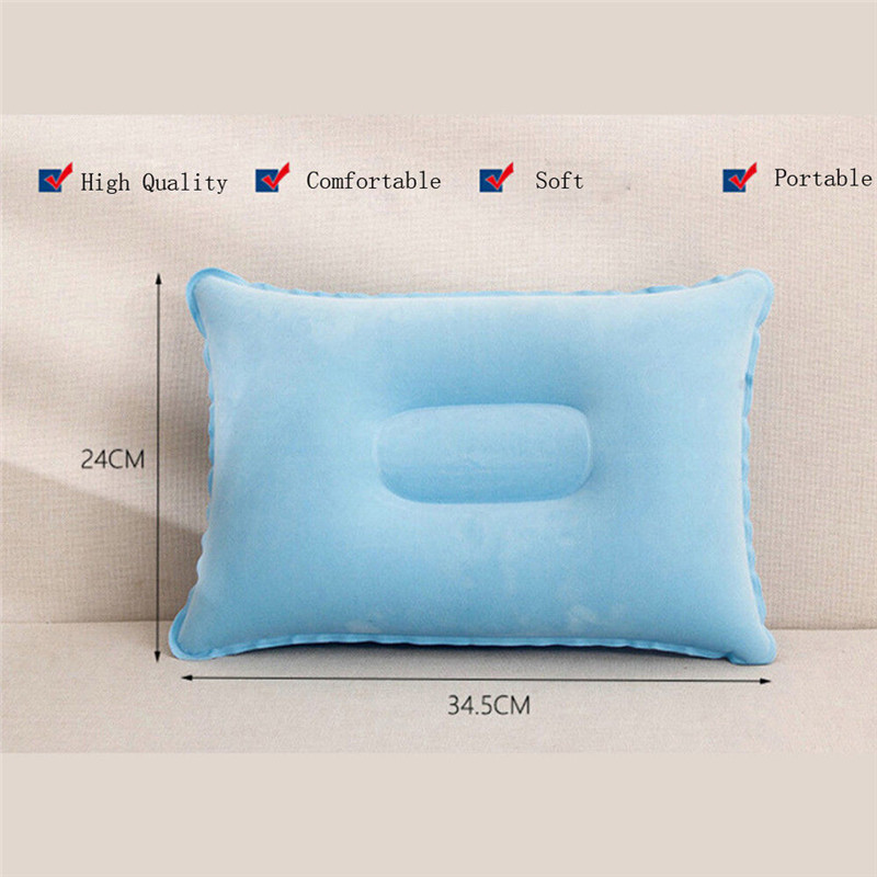 Ultralight Inflatable Travel Pillows