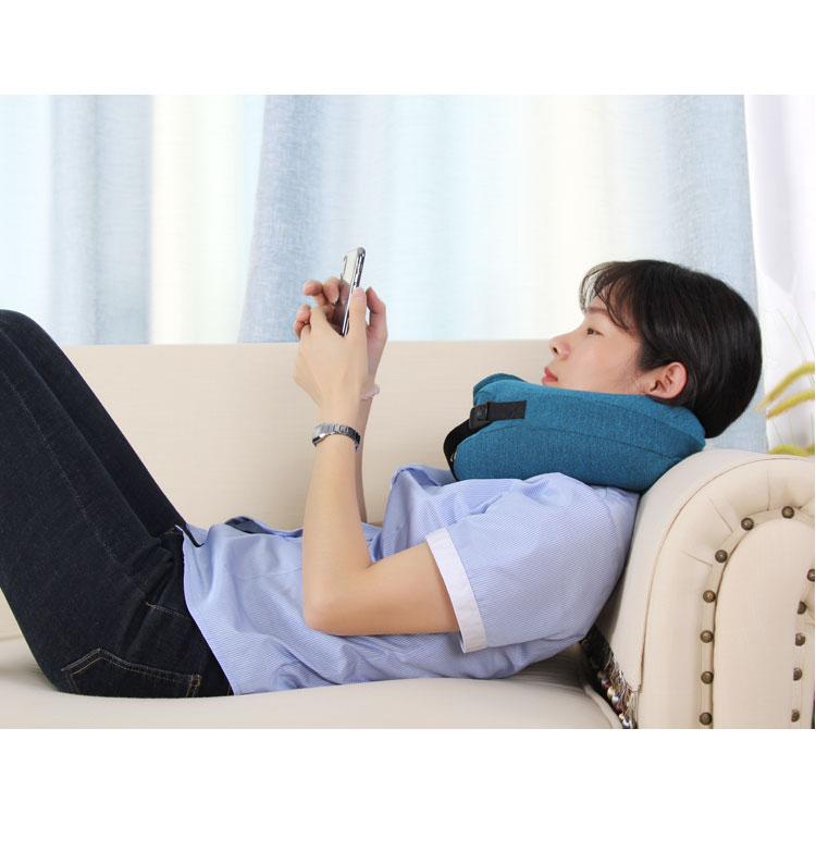Adjustable U-Shaped Travel Pillows