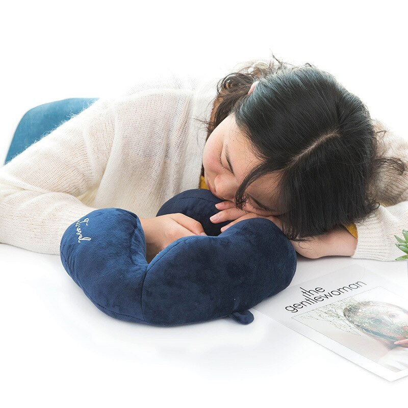 U-Shaped Neck Support Travel Pillows
