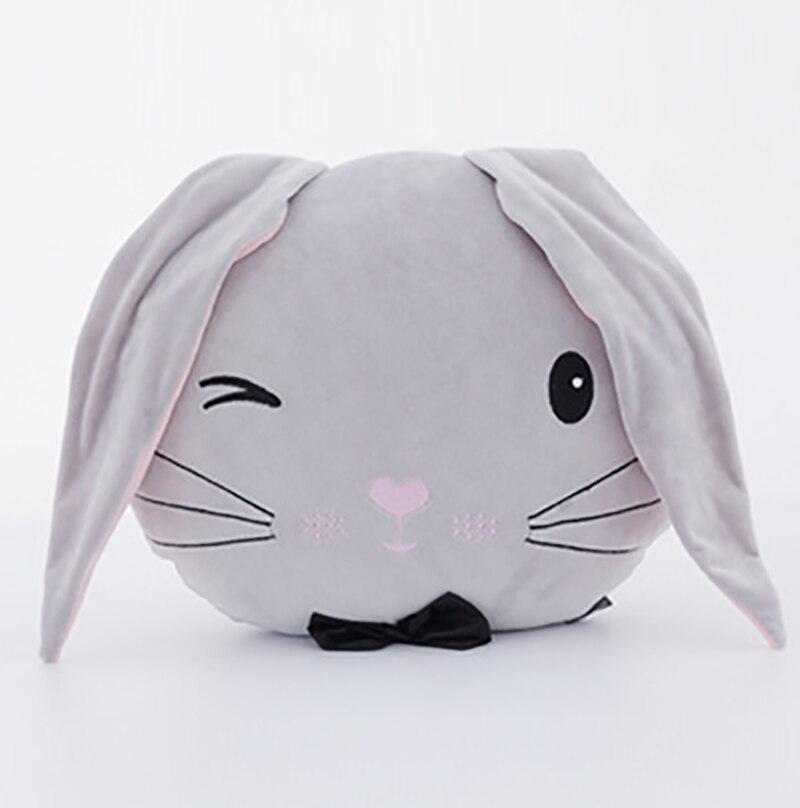 Baby Bunny Plush Pillows