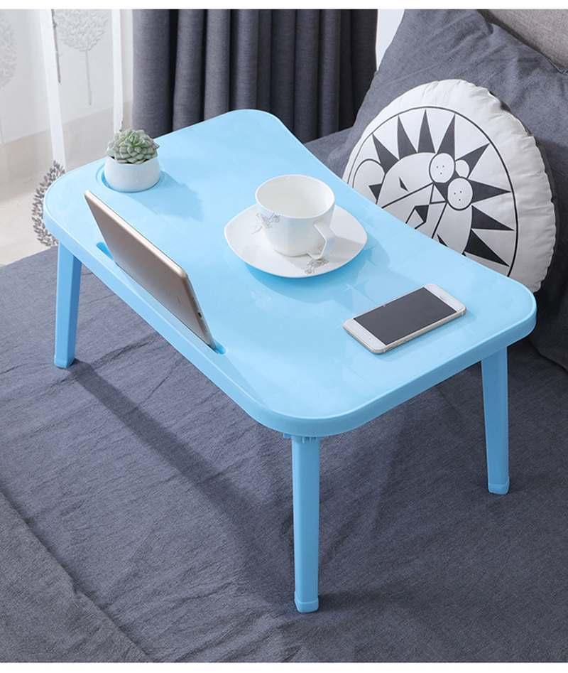 Adjustable Folding Laptop Tables for Beds